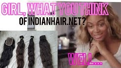 Hair Review:  Indian Hair.net (DO NOT BUY!READ COMMENTS!)
