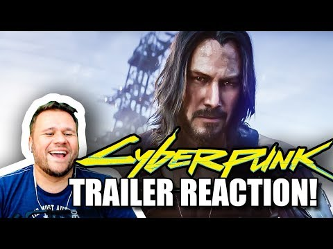 Cyberpunk 2077 – NEW TRAILER REACTION – Deutsch – E3 2019 + Release Date + Kommentar