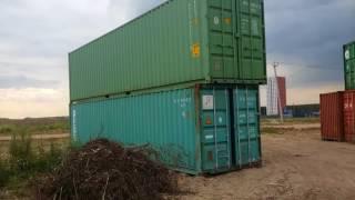 Сколько стоит морской контейнер для строительства дома из контейнеров!