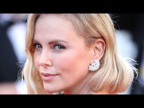 The Seriously Shady Side Of Charlize Theron