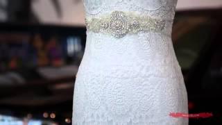 Эксклюзивные свадебные платья 2013 2014 на свадебном салоне в Испании