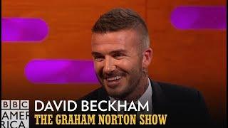 David Beckham's Sons Break His Heart - The Graham Norton Show