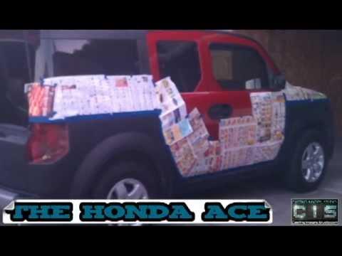 How to Paint plastic fenders Honda Element. THE HONDA ACE - YouTube