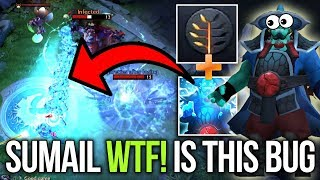 SumaiL Best Storm Spirit - 25 LVL Talent Remnant Burst WTF! IS This Bug? - Dota 2