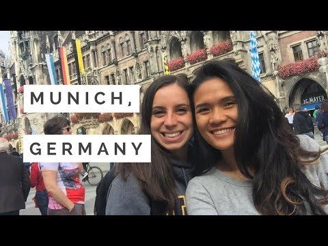 Study Abroad Trip: Munich, Germany