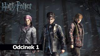 Zagrajmy w: Harry Potter i insygnia śmierci cz.1 #1 Gonią nas! Gameplay PL [PC]