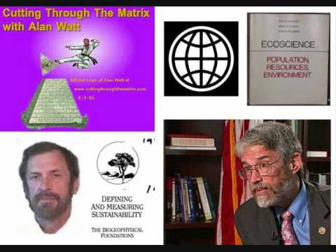 Alan Watt 1of2: Zero population growth (aka eugenics & genocide)