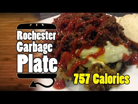 Rochester Garbage Plate