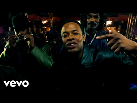 Dr. Dre ft. Snoop Dogg, Kurupt, Nate Dogg - The Next Episode (Official Video)