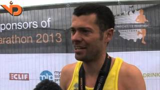 GREATER MANCHESTER MARATHON - 28th April 2013