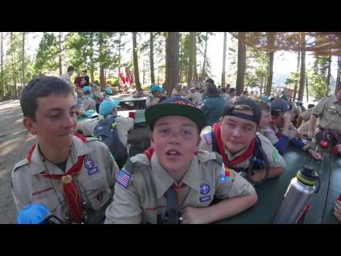 Boy Scout Troop 777-787 - Summer Camp - Camp Winton - 2016 - Pretzel Nose Productions