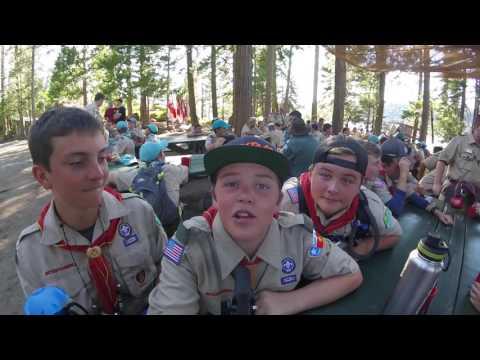 Boy Scout Troop 777-787 - Summer Camp - Camp Winton - 2016 - Pretzel Nose Productions