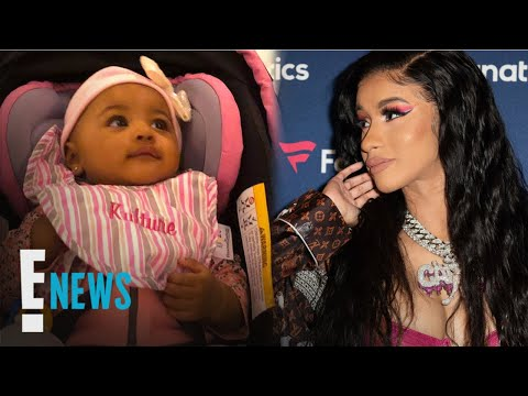 Cardi B Shares an Adorable & Rare Video of Baby Kulture | E! News