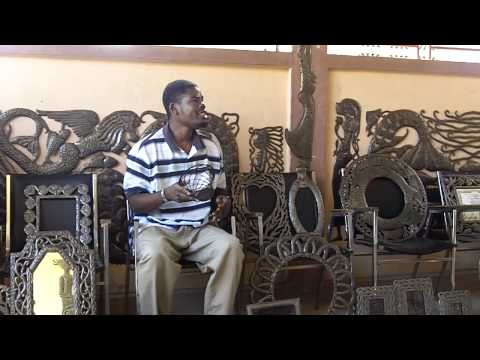 #HeartofHaiti Metal Artisans Share Their Artwork in Croix-des-Bouquets, Haiti - Pt 2