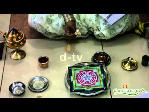 Workshop of Shyama Yantra Puja