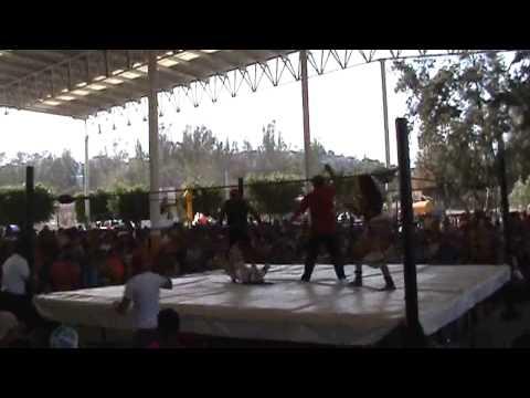 .DI. 30-Abril-2013 (Valle de Santiago) Lucha Inicial
