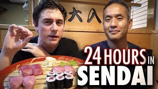 24 Hours in SENDAI   10 Things You Need To Do
