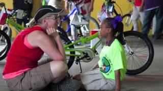 Tread Lightly Campaign Provides Bikes and Smiles to Gulf Coast Kids