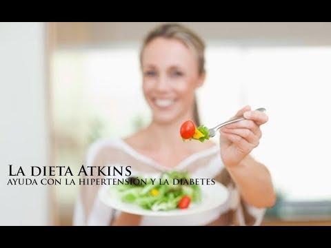 diabetes de la dieta atkins modificada