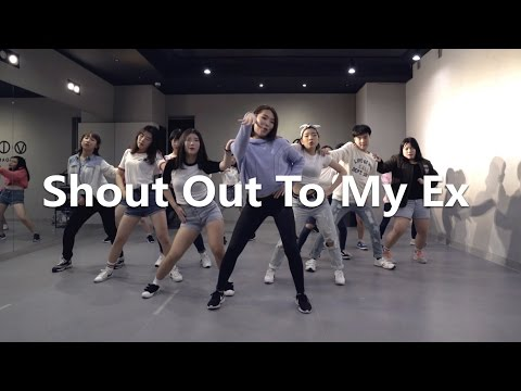 [Beginner Class]Little Mix - Shout Out To My Ex /Choreography . K-LUCY