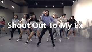 Video [Beginner Class]Little Mix - Shout Out To My Ex /Choreography . K-LUCY download MP3, 3GP, MP4, WEBM, AVI, FLV Agustus 2018
