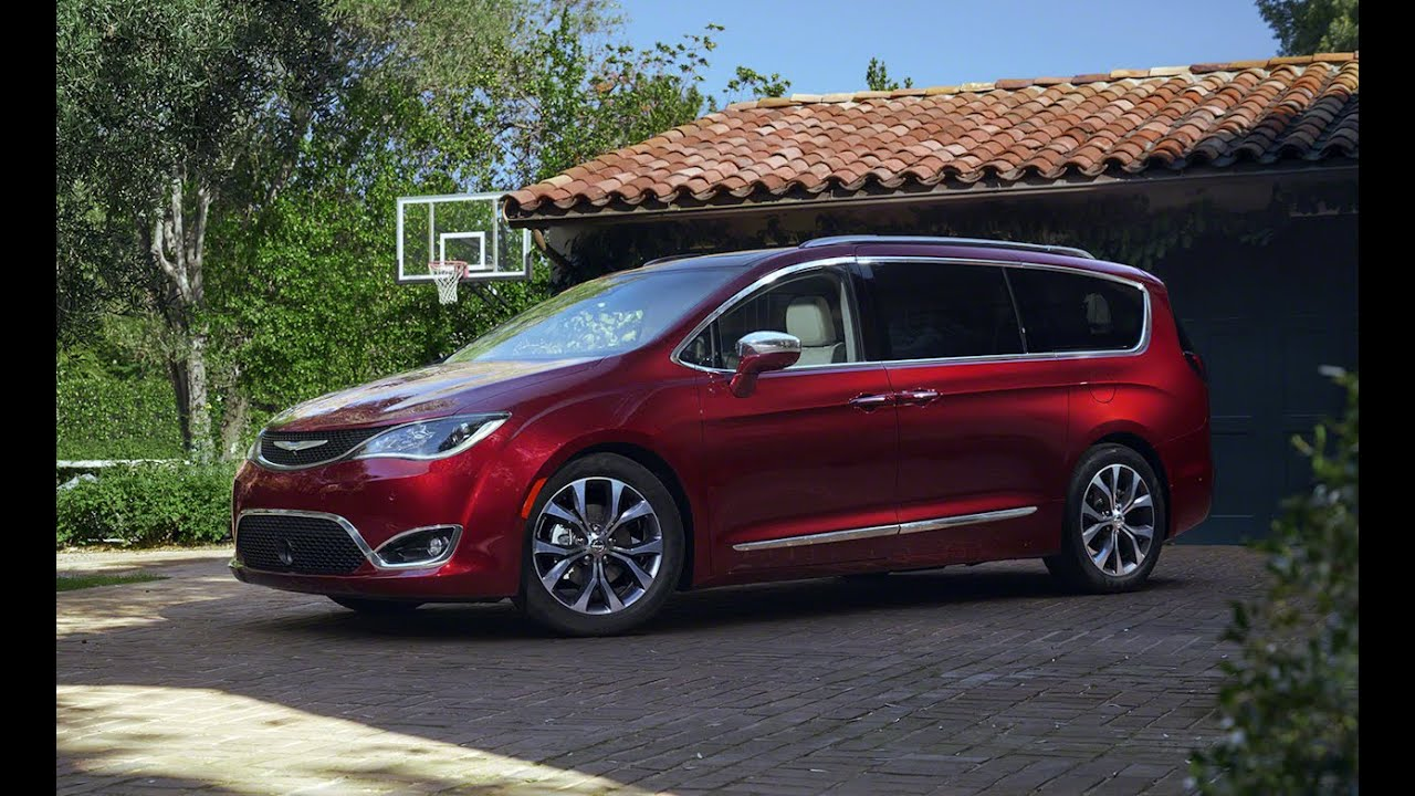home a new all the sleek minivan gallery introducing pacifica chrysler