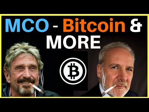 Bitcoin Green Candle $11,000 - MCO, BTC News