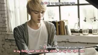 Kim Jaejoong 김재중 - Coincidence 우연 [eng + rom + hangul + karaoke sub]