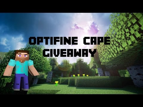 how to get a custom cape in minecraft optifine