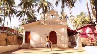Paola Berton - Hula Hoop in Arambol - Goa 2014
