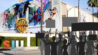Fans Protesting for Zack Snyder's Justice League Cut - SJU  w/ Blade Runner 2049 Editor Joe Walker!