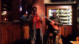 Ebony Ann Blaze CHICAGO BLUE feat. Wali Ali