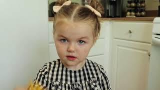 HEY JIMMY KIMMEL- I TOLD MY KID I ATE ALL THEIR HALLOWEEN CANDY 2017|Cutest Reaction| Tara Henderson