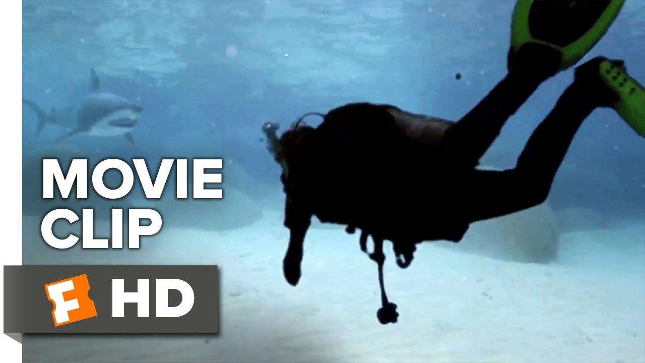 Download Shark Lake Movie CLIP - Attack (2015) - Dolph Lundgren Shark Thriller HD