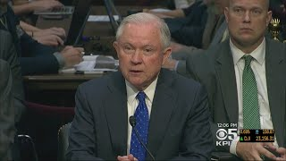 Attorney General Jeff Session Testifies About Comey Dismissal