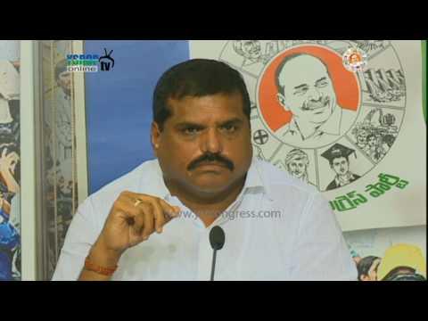 If Chandrababu has any Values he should step down Says YSRCP Senior Leader Botsa Satyanarayana
