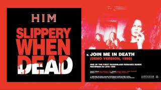 HIM - Join Me In Death (Demo Version, 1998) [Remastered]
