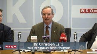 Pressekonferenz Christoph Leitl: Brexit