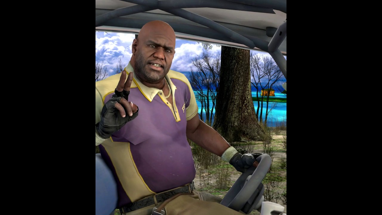 [SFM] Coach the Golf Cart Killer