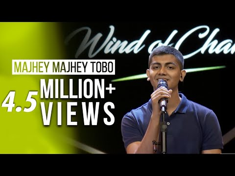 MAJHEY MAJHEY TOBO - TAPOSH FEAT. MAHTIM SHAKIB : OMZ WIND OF CHANGE [ S:06 ]