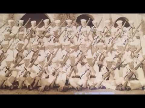San Diego Naval Training Class Spring 1941
