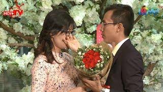 Thêm một cặp đôi BMHH tổ chức đám cưới | Cô giáo bật khóc khi chàng quỳ cầu hôn ngay khi ghi hình 💑