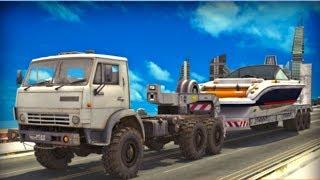 New Cargo Truck Driver 18: Truck Simulator Game - Platform Truck Transport Android GamePlay FHD screenshot 2