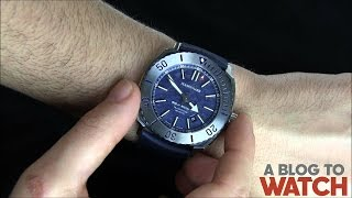 JeanRichard Terrascope Hokusai Japan Watch Review | aBlogtoWatch