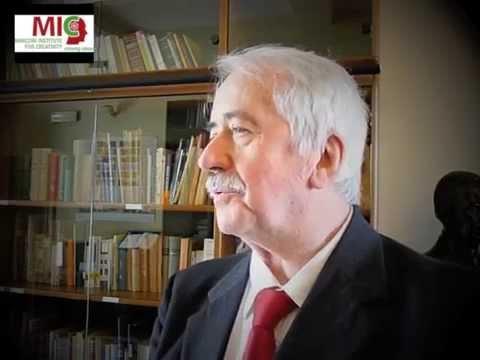 Leonardo Chiariglione - Winner of the Marconi Award for Creativity 2014