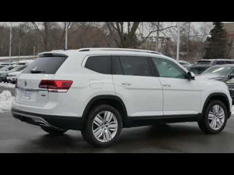 New 2019 Volkswagen Atlas Saint Paul MN Minneapolis, MN #89271