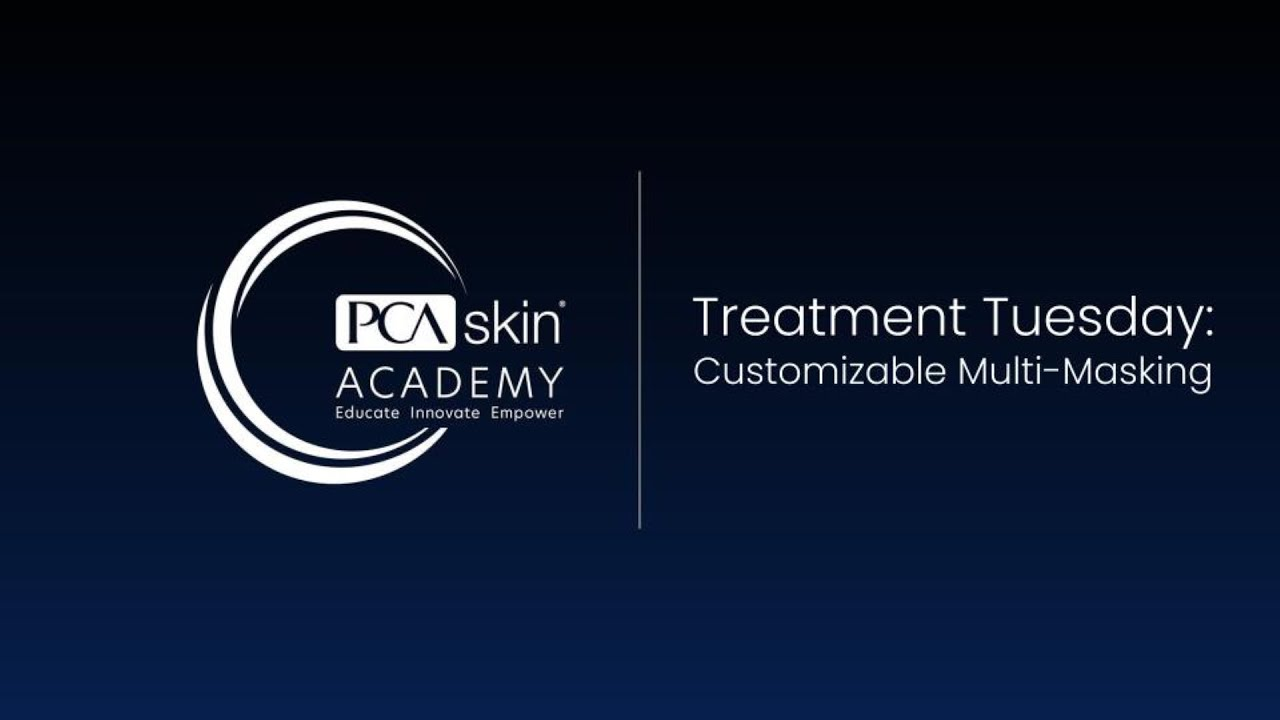 Click to open this video in a pop-up modal: Treatment Tuesday: Multi Mask Customization