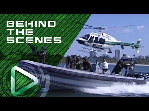 Behind the Scenes of Palm Beach Sheriff's Office