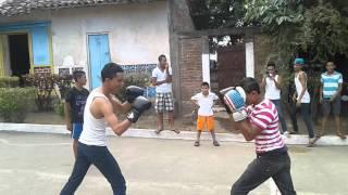 Boxeo callejero
