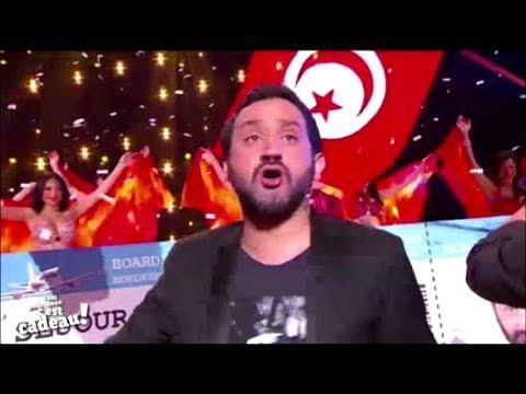 Tunisie - Ambiance Tunisienne avec Cyril Hanouna en direct sur C8